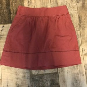 Ann Taylor Loft skirt with pockets